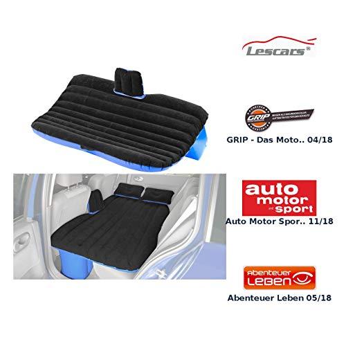 Lescars Auto Matratze: Aufblasbares Bett...