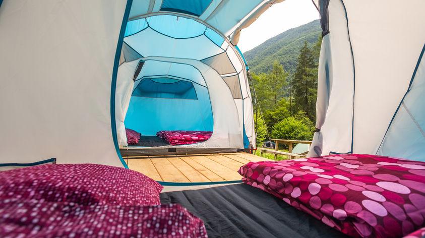 Camping Matratzen für entspanntes Zelten